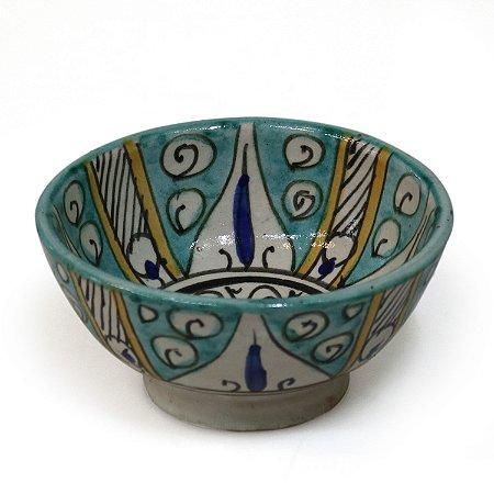 Bowl Marroquino Altasmim   7,5x14,5 cm