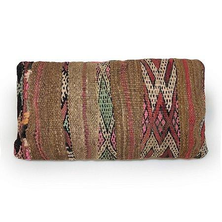 Almofada Kilim Berber Arub   | 60x30 cm