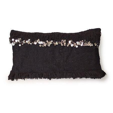 Almofada Black Handira I | 30x60 cm
