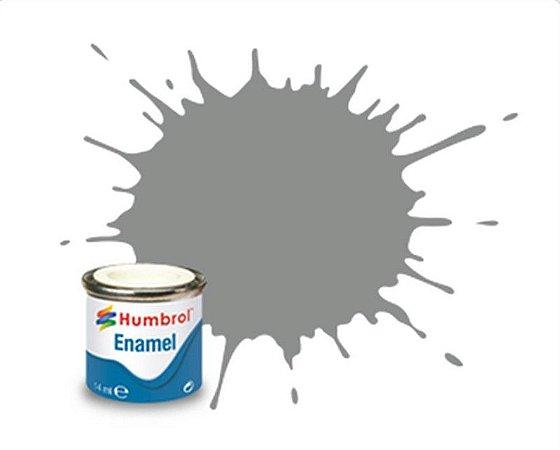 Humbrol  - Enamel 126 - U.S. Medium Grey - Satin