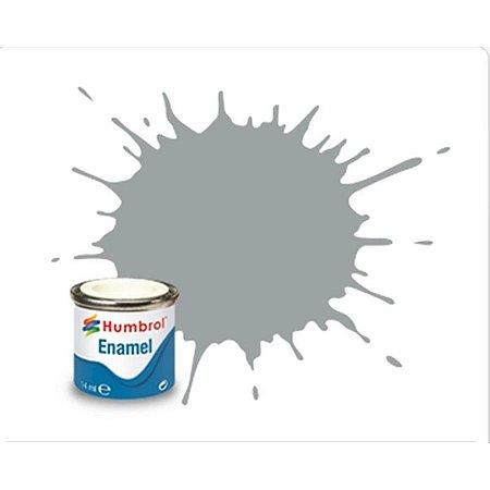 Humbrol - Enamel 129 - U.S. Gull Grey - Satin