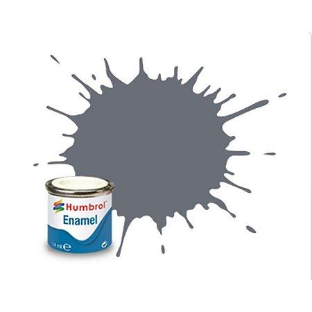 Humbrol  - Enamel 145 - Medium Grey - Matt