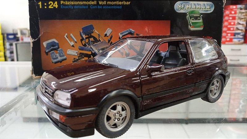 Shabak - Volkswagen Golf GTi -1/24 (Sucata)