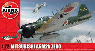 AirFix - Mitsubishi A6M2b Zero - 1/72
