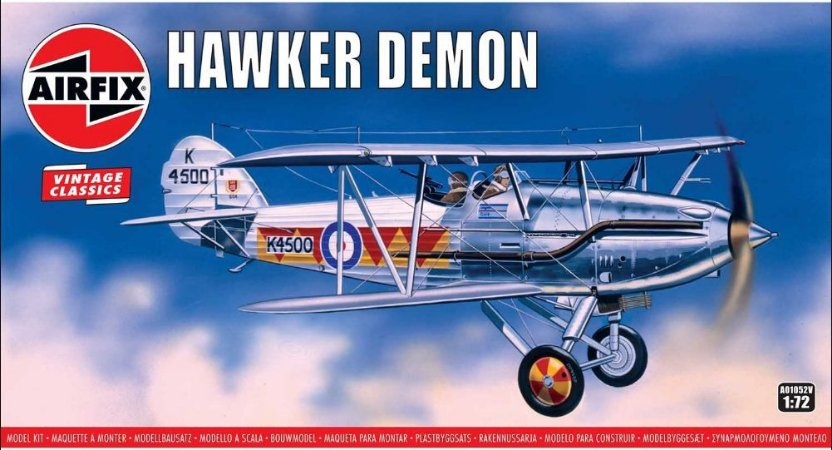 AirFix - Hawker Demon - 1/72