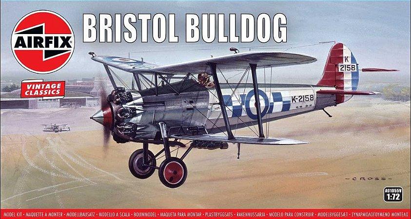 AirFix - Bristol Bulldog - 1/72