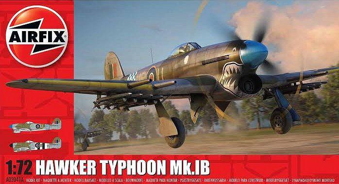 AirFix - Hawker Typhoon Mk.IB - 1/72