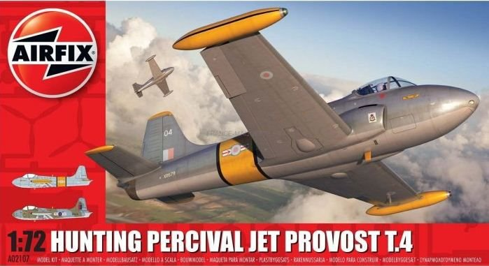 AirFix - Hunting Percival Jet Provost T.4 - 1/72