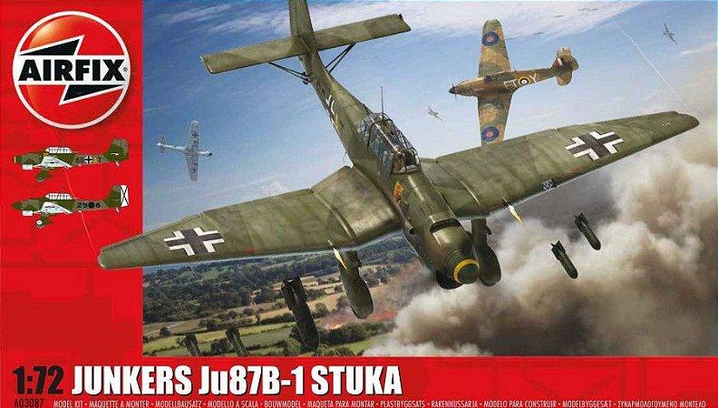 AirFix - Junkers Ju-87B-1 Stuka - 1/72