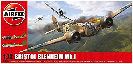 AirFix - Bristol Blenheim Mk.I - 1/72