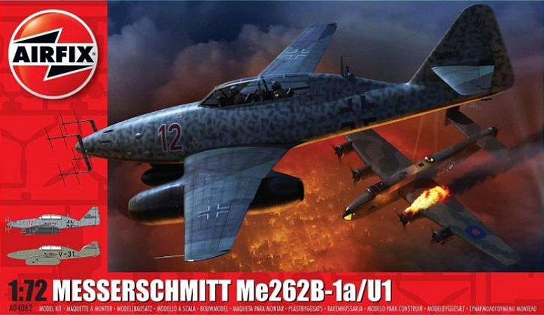 AirFix - Messerschmitt Me262B-1a/U1 - 1/72