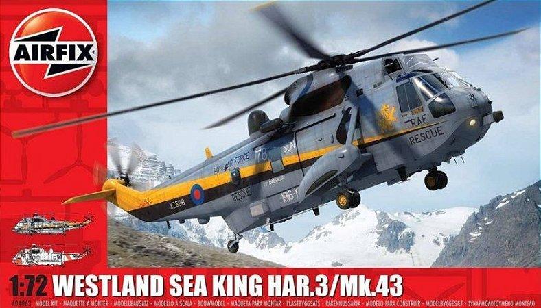 AirFix - Westland Sea King HAR.3/Mk.43 - 1/72