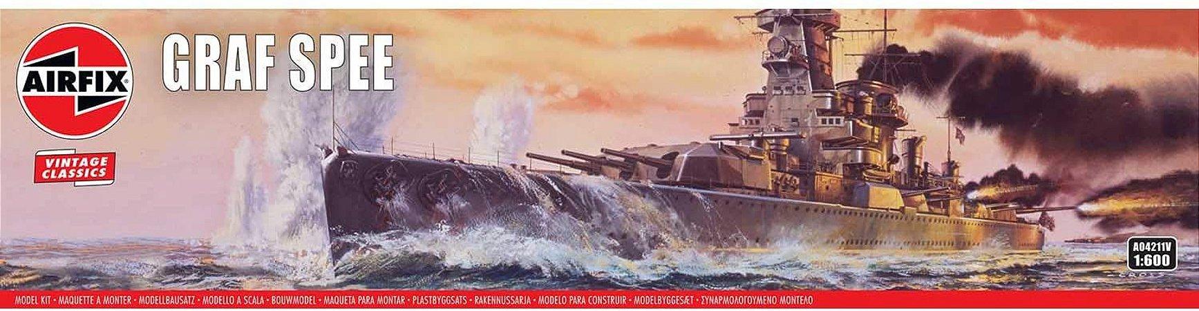 AirFix - Admiral Graf Spee - 1/600