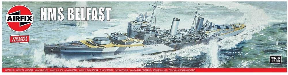 AirFix - HMS Belfast - 1/600