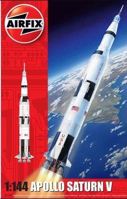 AirFix - Apollo Saturn V - 1/144