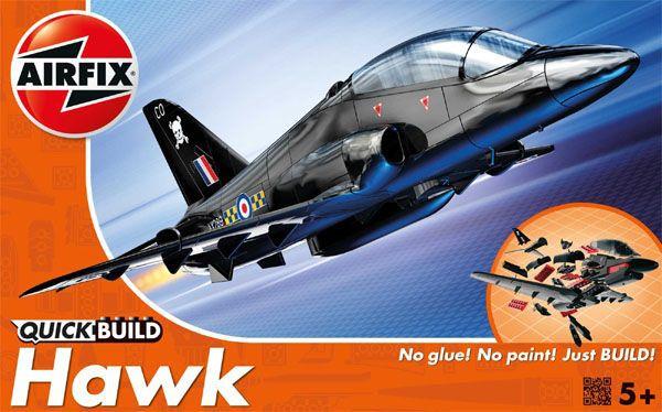 AirFix - BAe Hawk (Quick Build)