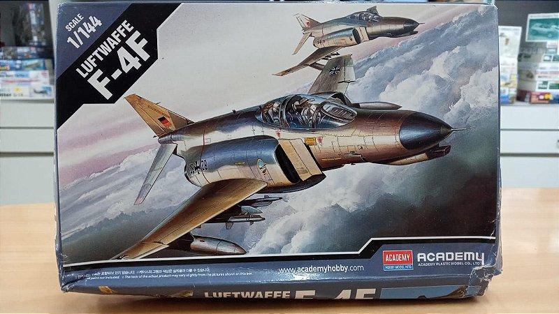 Academy - Luftwaffe F-4F Phantom II - 1/144 (Sucata)