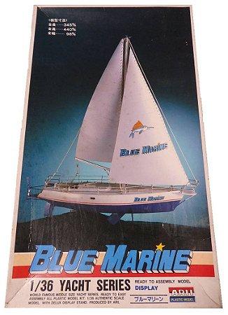 Arii - Blue Marine Yatch - 1/36 (Sucata)