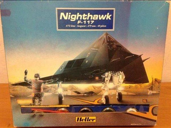 Heller - F-117 Nighthawk - 1/72 (Sucata)