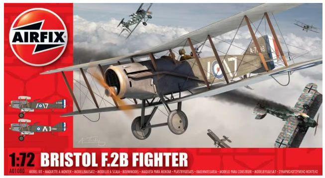 AirFix - Bristol F.2B Fighter - 1/72