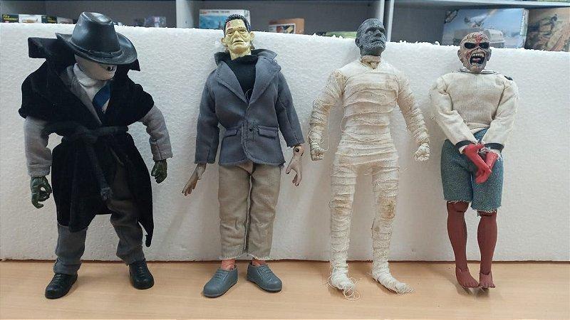 Bonecos Artesanais - Série Terror