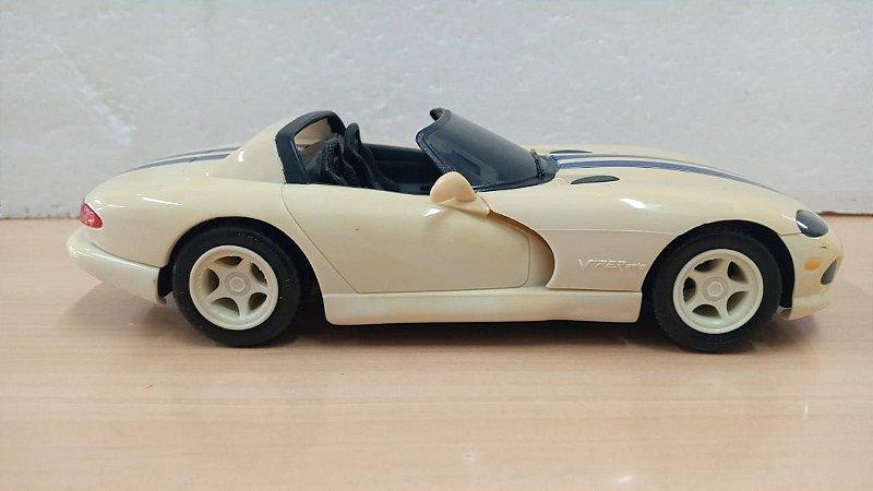 Ertl Collectibles - Dodge Viper (Plástico) - 1/24 (Sucata)