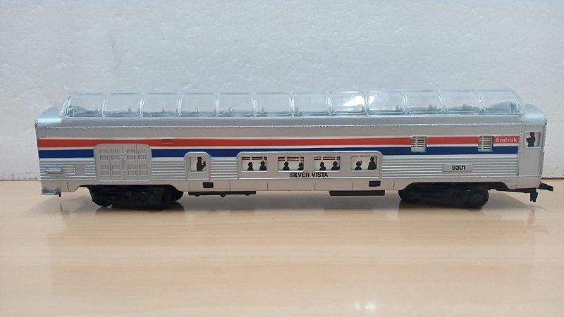 Life Like - Vagões Amtrak - HO (Par)