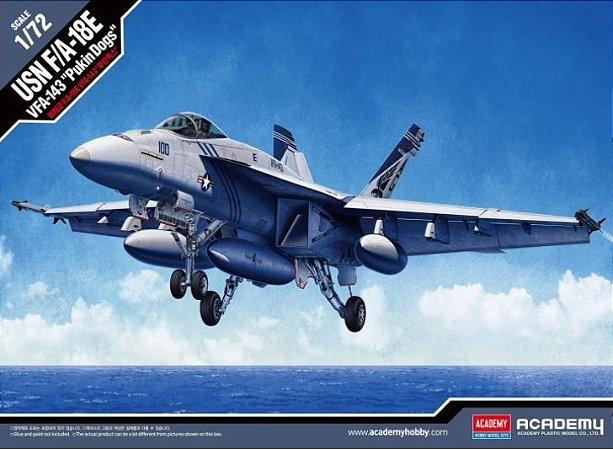 "Academy - F/A-18E VFA-143 ""Pukin Dogs"" - 1/72"