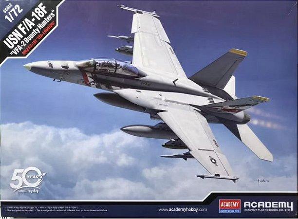 "Academy - F/A-18F VFA-2 ""Bounty Hunters"" - 1/72"