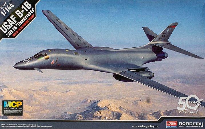 """Academy - USAF B-1B 34th BS """"Thunderbirds"""" - 1/72"""