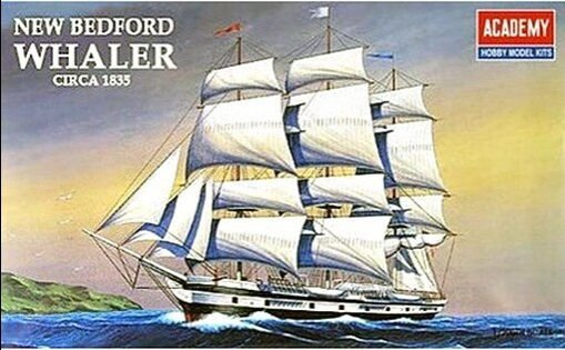 Academy - New Bedford Whaler - 1/200