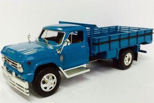 Ixo - Caminhão Chevrolet C60 - Graneleiro - 1/43