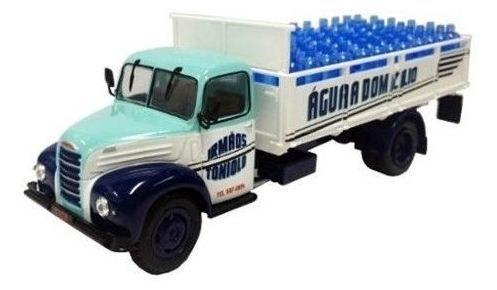 Ixo - Caminhão Ford Thames Entrega de Água - Irmãos Toniolo - 1/43