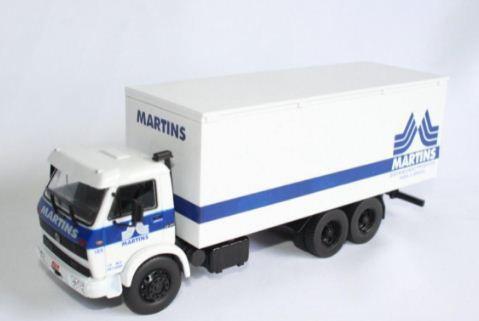 Ixo - Caminhão Volkswagen VW 14.210 - Distribuidora Martins - 1/43