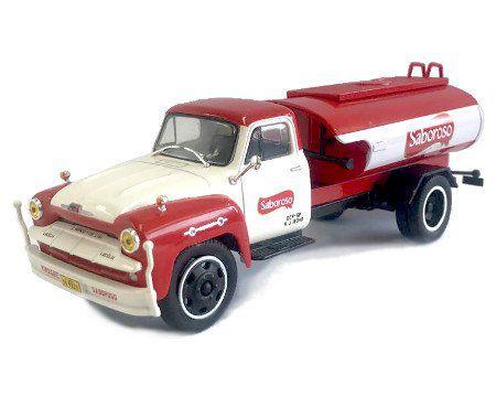 Ixo - Caminhão Chevrolet C-6500 - Saboroso - 1/43