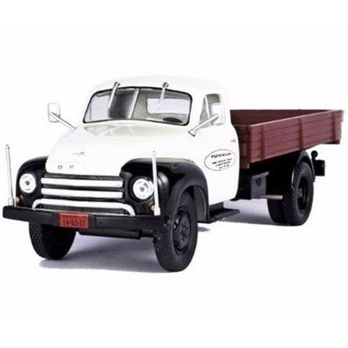 Ixo - Caminhão Opel Blitz II - Pedregulho Materiais para Construção - 1/43