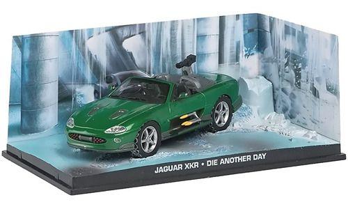 Coleção James Bond 007 Eaglemoss - Jaguar XKR - 007: Um Novo Dia Para Morrer - 1/43