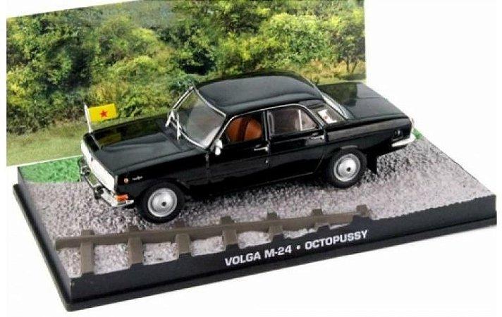 Coleção James Bond 007 Eaglemoss - Volga M-24 - 007 contra Octopussy - 1/43