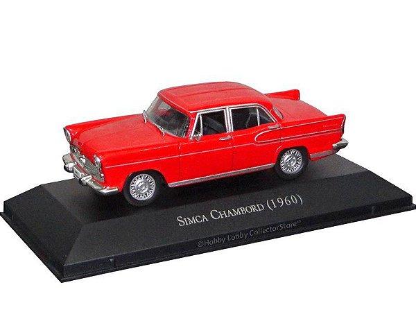 Ixo - Simca Chambord 1960 - 1/43
