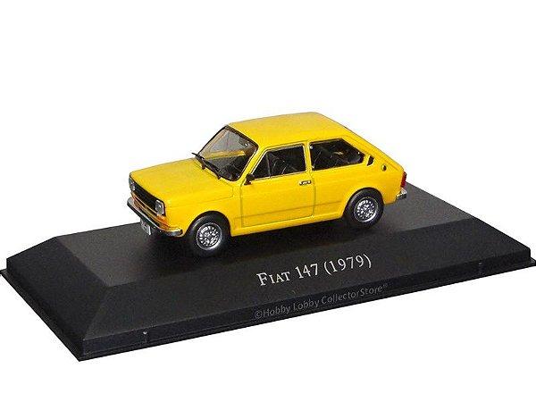 Ixo - Fiat 147 1979 - 1/43