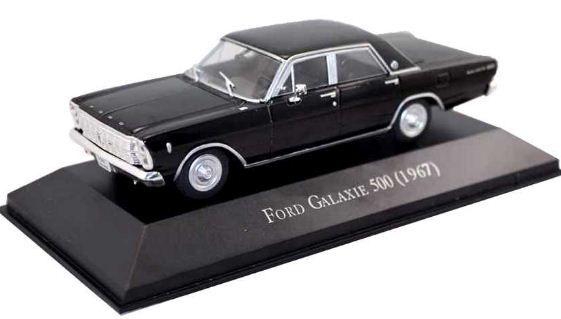 Ixo - Ford Galaxie 500 1967 - 1/43