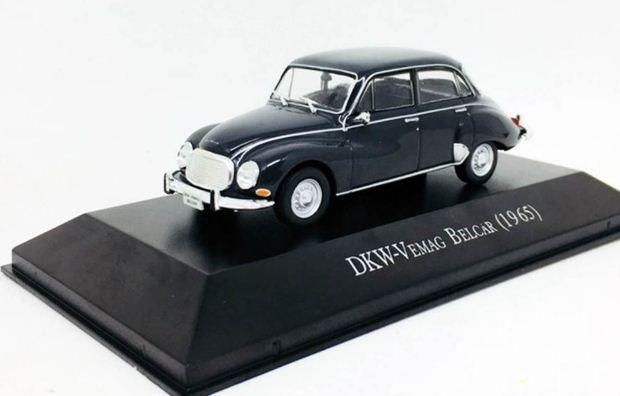 Ixo - DKW-Vemag Belcar 1965 - 1/43