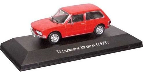 Ixo - Volkswagen Brasilia 1975 - 1/43