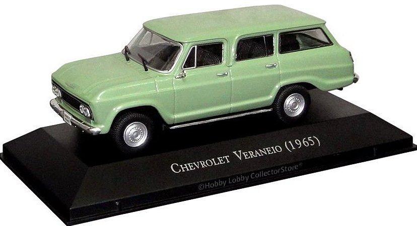 Ixo - Chevrolet Veraneio 1965 - 1/43