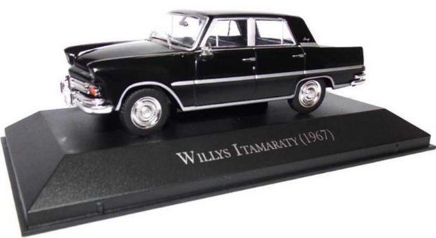 Ixo - Willys Itamaraty 1967 - 1/43