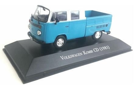 Ixo - Volkswagen Kombi CD 1981 - 1/43