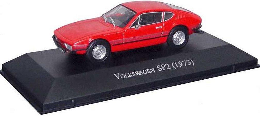 Ixo - Volkswagen SP2 1973 - 1/43