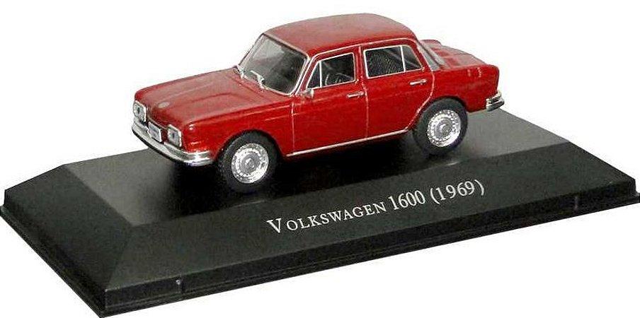 """Ixo - Volkswagen 1600 """"Zé do Caixão"""" 1969 - 1/43"""