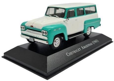 Ixo - Chevrolet Amazonas 1963 - 1/43