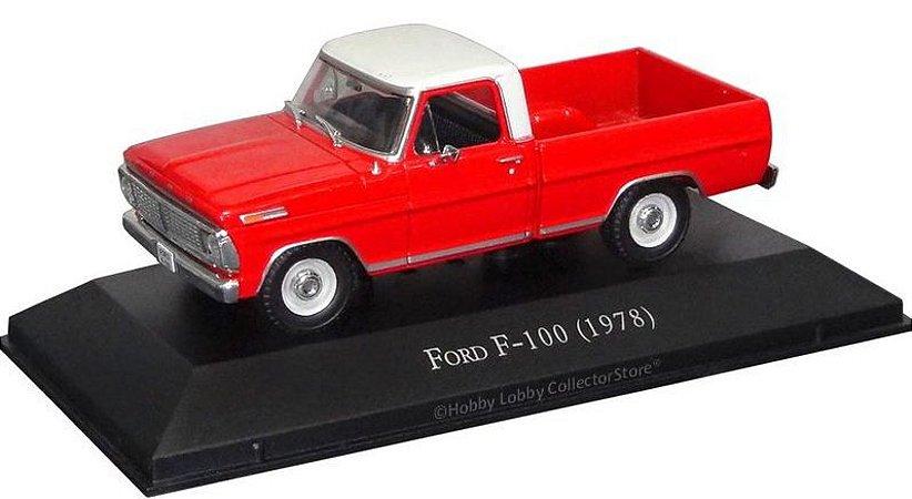 Ixo - Ford F-100 1978 - 1/43
